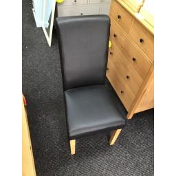 Black Dinning Chairs