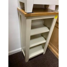 ivory Mini Bookcase