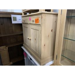 Pine Small Sideboard