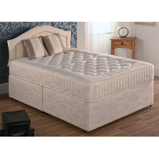 Royal Deluxe Orthopaedic Divan Set ( Mattress and Base only ) please see below for prices!!!!