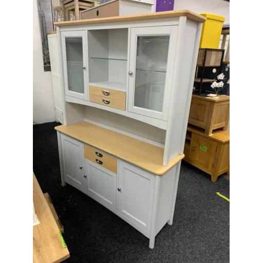 Light Grey Dresser