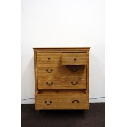 Oak 2 over 3 chest with black handles 2.jpg