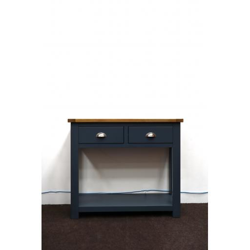 Blue console table .jpg