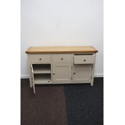 Light grey 3 door 3 drawer sideboard 2.jpg