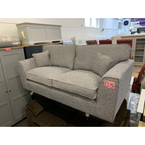 Grey Flex 3 seater sofa