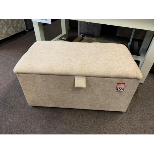 Mink Fabric Blanket Box